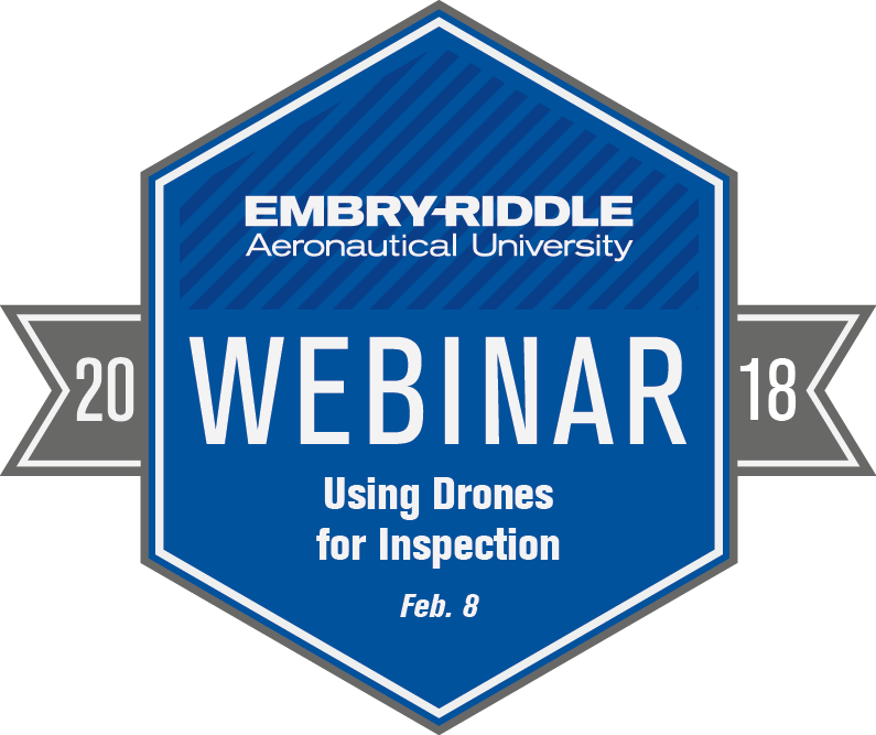 Using Drones for Inspection badge